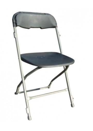 Chaise pliante en polyprolyene