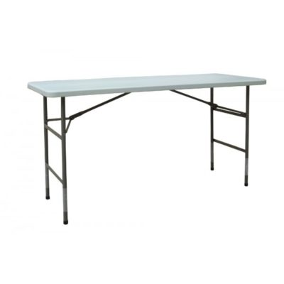 Table rectangulaire pour buffet